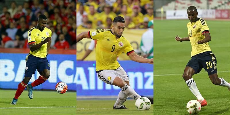 Delanteros de Selección elogian lo hecho en Ecuador por sus compañeros