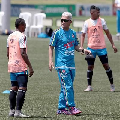Colombia Sub-17 inicia en Bogotá la preparación para Mundial de India