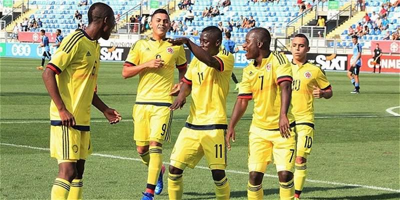 Convocatoria Selección Colombia Sub-17