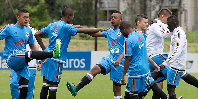 Colombia Sub-17 sigue preparándose para el Mundial de la India