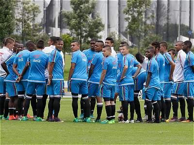 Entrenamiento Selección Sub-17/GALERÍA