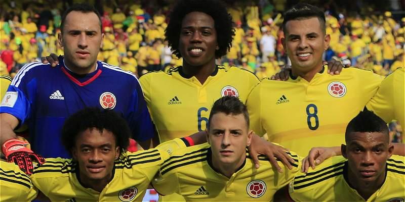 Selección Colombia Ranking Fifa abril