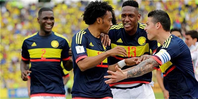 Selección Colombia oficializó partido amistoso contra Camerún en junio
