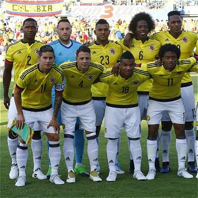 Las mejores fotos del triunfo de Colombia sobre Camerún, en amistoso