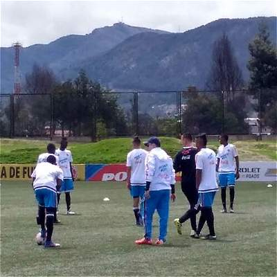 El juego colectivo, la apuesta de Orlando Restrepo con Colombia Sub-17
