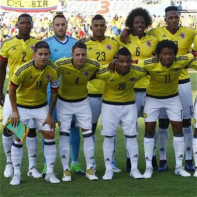 Colombia es octava en el ránking de la Fifa, liderado por Alemania
