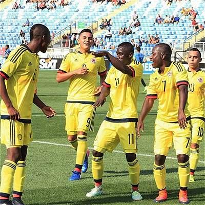 Colombia Sub-17 quedó en el grupo A para el Mundial de la India
