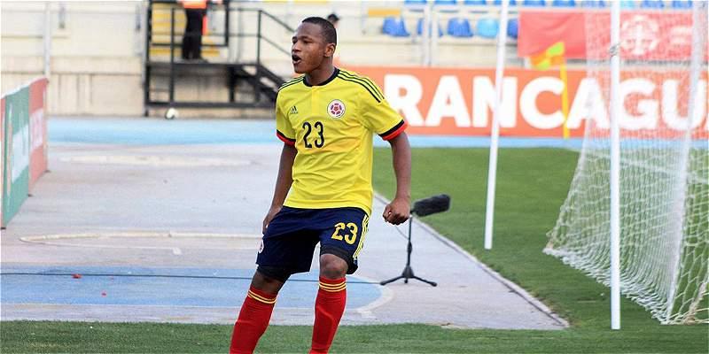 Selección Colombia Sub-17 viajó a México para \'Torneo 4 Naciones\'