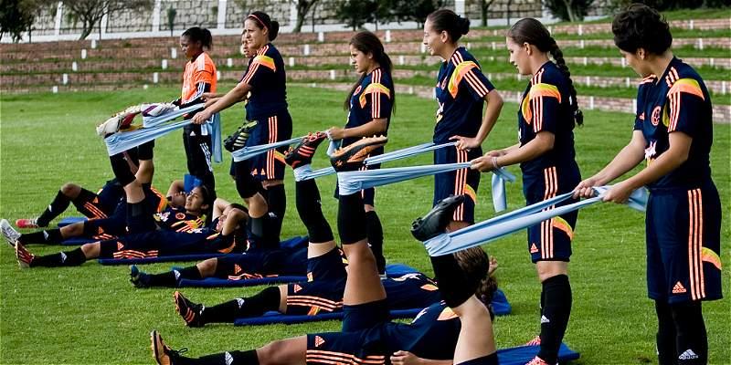 Con 25 jugadoras comienza la era Quintero en Selección Femenina Sub-20