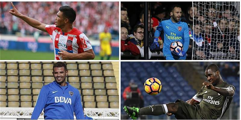 La agenda del fin de semana de los jugadores de la Selección Colombia