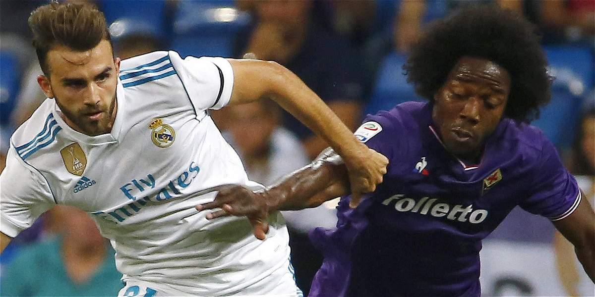 Carlos Sánchez salió con molestia en rodilla en amistoso contra Madrid
