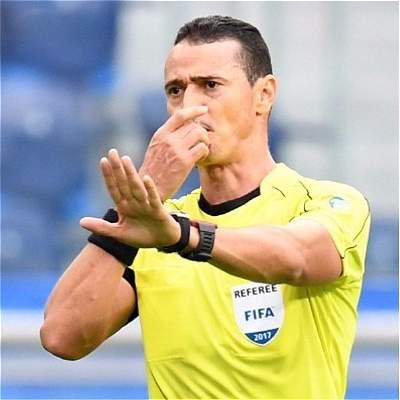 Designados árbitros colombianos para la lista internacional de la Fifa
