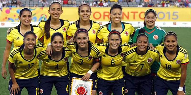 Colombianos Colombia Femenina