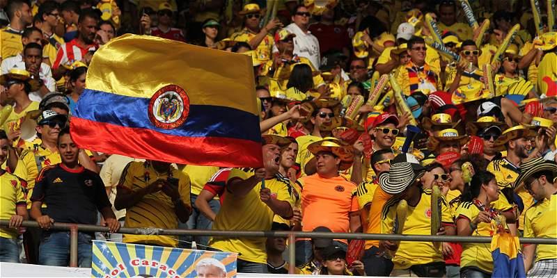 Venta de Boletas Colombia vs Paraguay