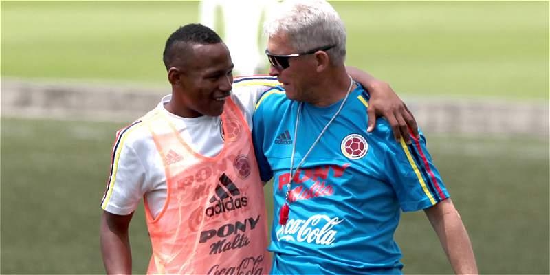 La Selección Colombia Sub-17 sigue su puesta a punto en la India