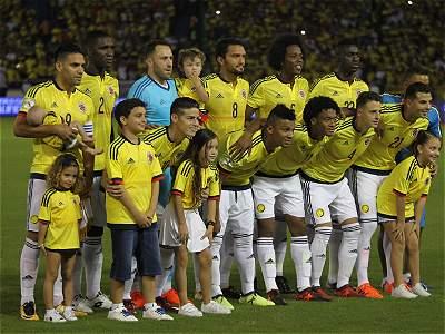 Colombia-Paraguay/GALERÍA