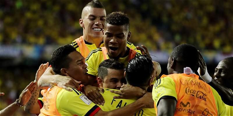 Cómo clasifica Colombia al Mundial de Rusia 2018