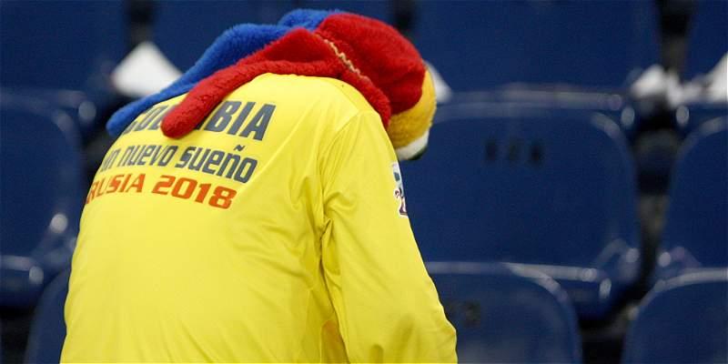 Tristeza en Colombia