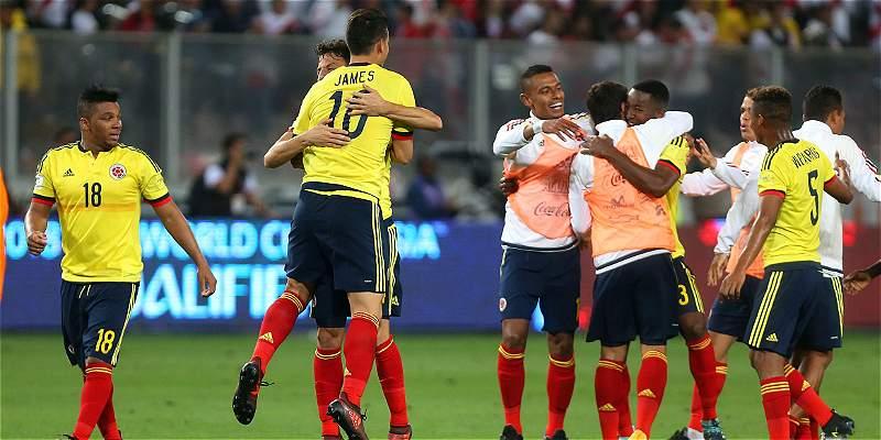 Así fue el camino de Colombia en su clasificación al Mundial de Rusia