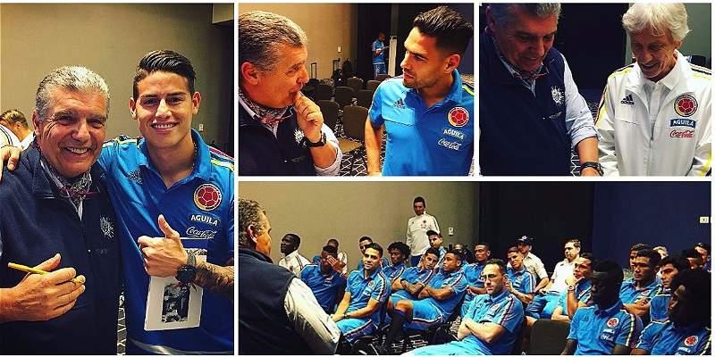 Motivador Selección Colombia
