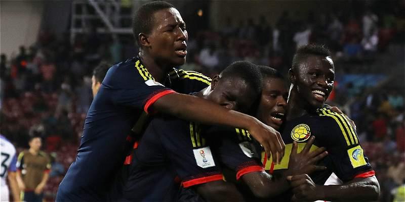 Colombia, a derrumbar la muralla alemana en el Mundial Sub 17
