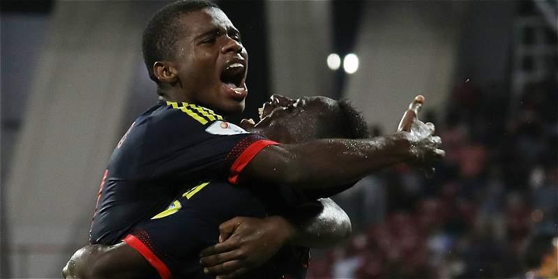 Aquí, la derrota de Colombia por 0-4 contra Alemania en Mundial Sub 17