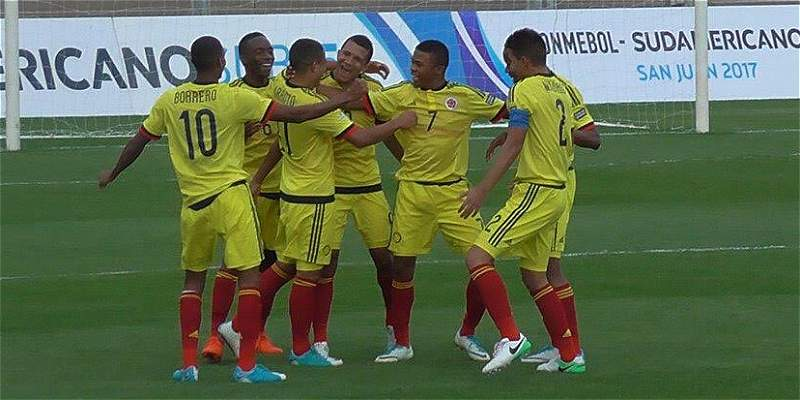 Colombia Sub-15