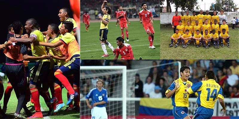 El 12-0 del Suramericano Sub-15 y más goleadas históricas de Colombia