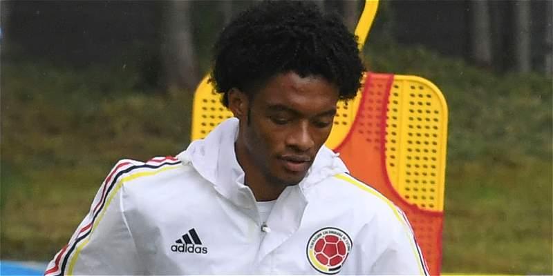 Juan Guillermo Cuadrado Selección Colombia