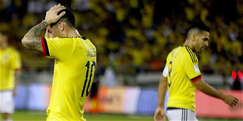 Colombia y su saldo en rojo