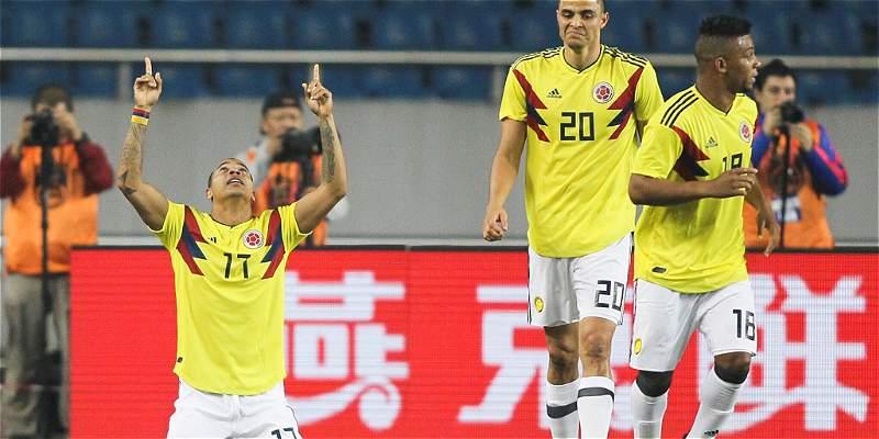 Felipe Pardo celebra su gol