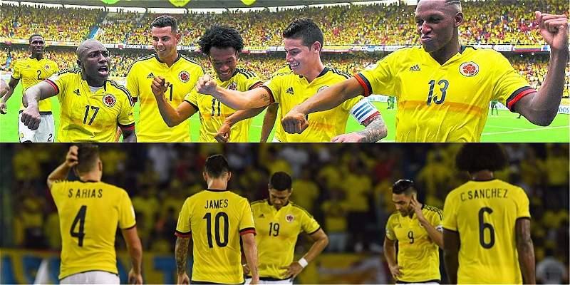 Así sería el grupo más fácil y el más duro para Colombia en Rusia 2018