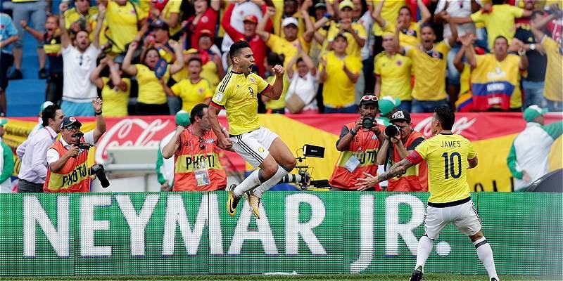 Selección Colombia grupo