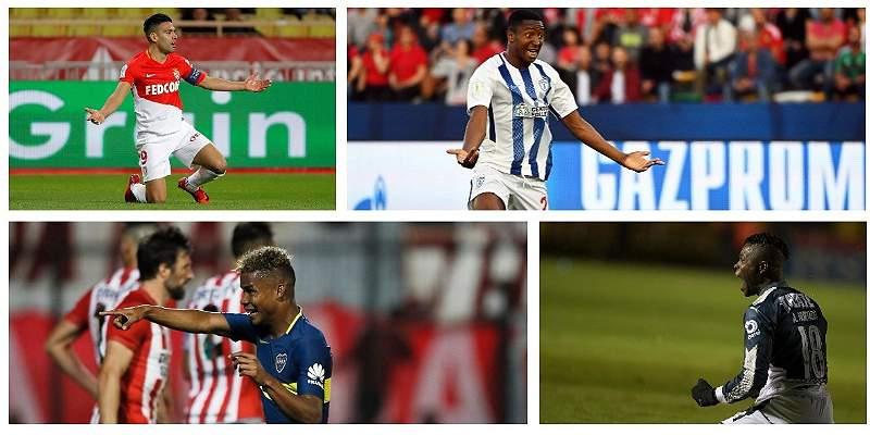 Jugadores colombia