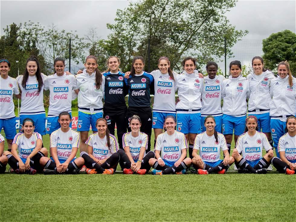 Selección Colombia Femenina