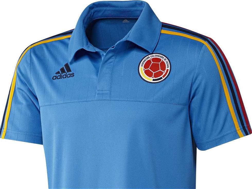 ropa adidas seleccion colombia