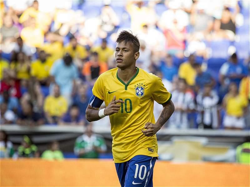 fotos amistoso brasil contra costa rica selecciones