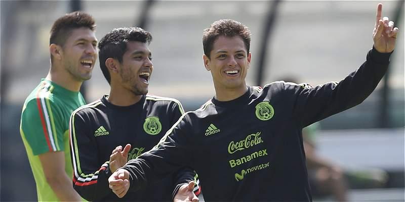 Jugadores de México manifiestan tener buenas referencias de Osorio