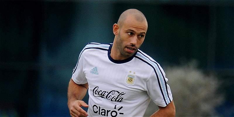 Mascherano señaló a Messi como el \'comandante\' de Argentina