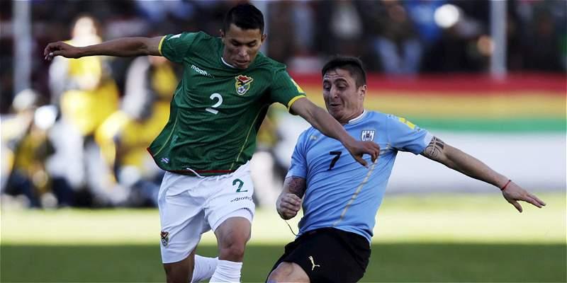 En Uruguay, dan por descartado a \'Cebolla\' Rodríguez contra Colombia