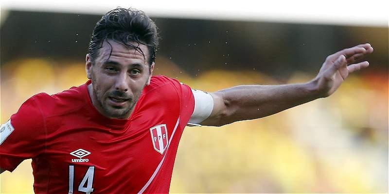 Claudio Pizarro afirmó que Chile es el \
