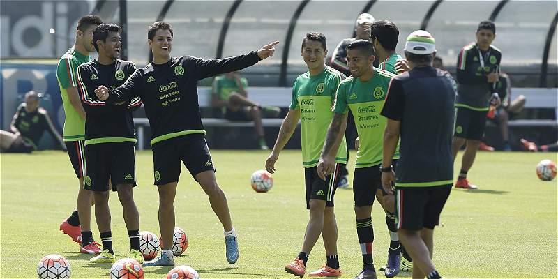 México, esperando a Osorio, buscará cupo a Confederaciones y Olímpicos