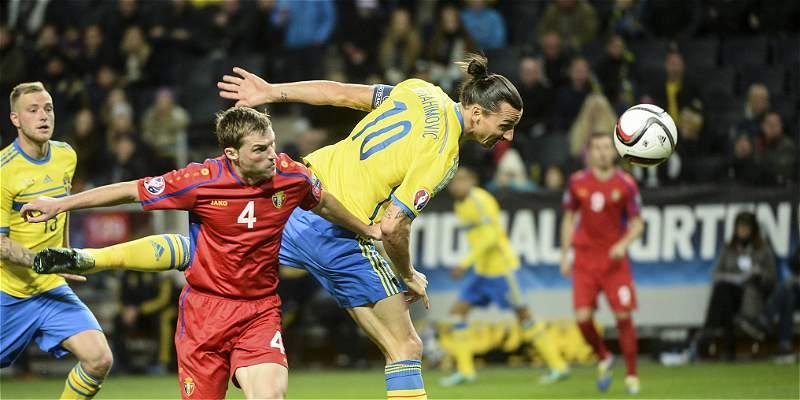 Suecia ganó, pero tendrá que jugar el repechaje para ir a la Eurocopa
