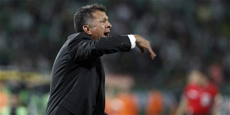 Ferretti deseó que Osorio lleve a México al Mundial de Rusia