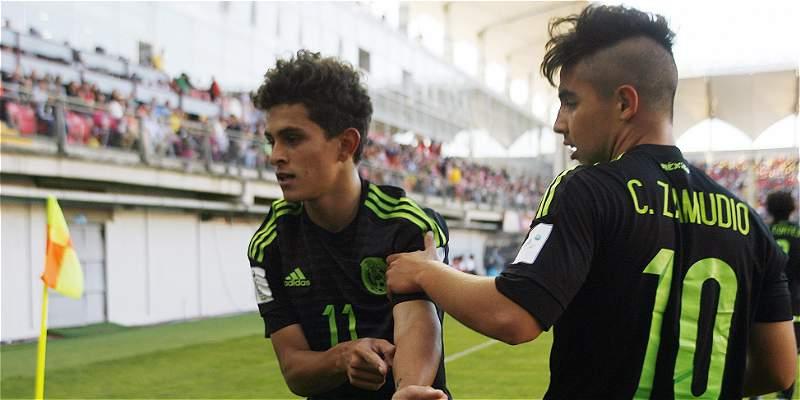 En el Mundial Sub-17, México y Ecuador avanzaron a octavos de final
