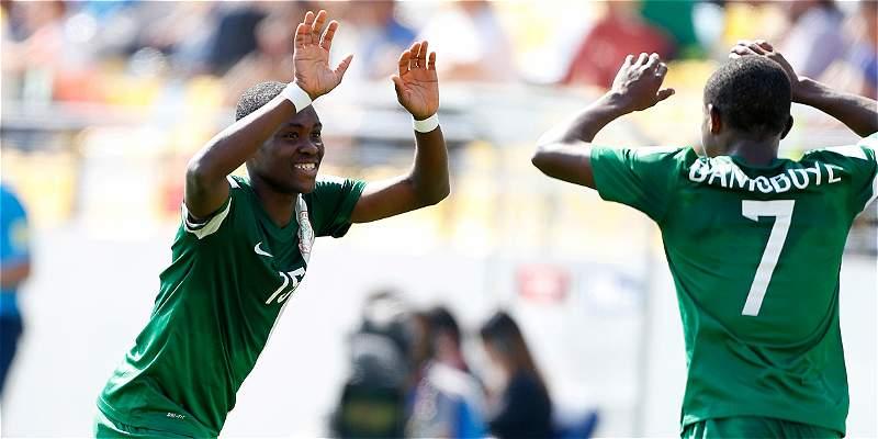 Nigeria y Malí avanzaron a semifinales del Mundia Sub-17 del Chile