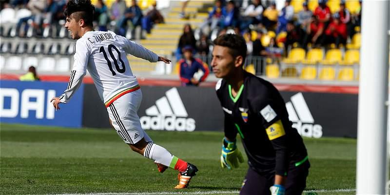 Malí vs. Bélgica y México vs. Nigeria, semifinales del Mundial Sub-17