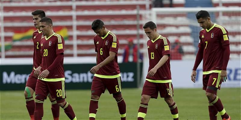Jugadores de la selección venezolana dieron ultimátum a su federación