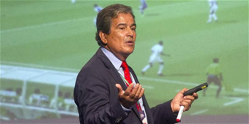 Pinto dio lista de convocados de Honduras para juegos con El Salvador