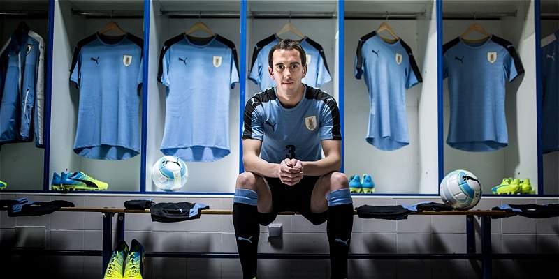 Uruguay estrenará su nueva camiseta este viernes frente a Brasil